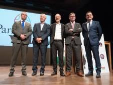 Alphen hamert op 'inclusie', maar politiek zelf is 100 procent wit