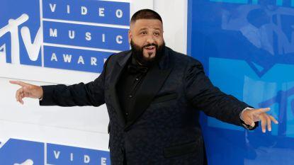 """DJ Khaled deelt afvalpoging op sociale media: """"Ik doe het voor mijn zoontje"""""""