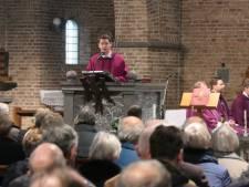Stijlvolle afscheidsviering St. Catharinakerk Heusden