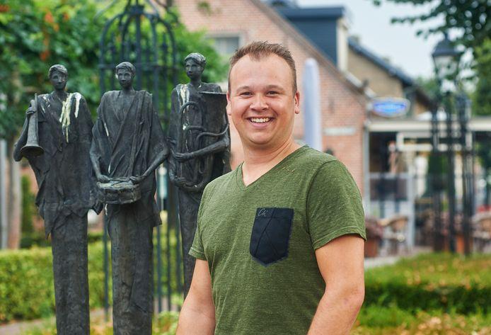 Paul Schepers: ,,Als je als nieuweling met mij mee zou gaan naar Zijtaart, gaan we de optocht meelopen.
