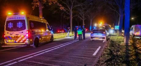 Voetganger zwaargewond bij aanrijding door auto in Elsendorp