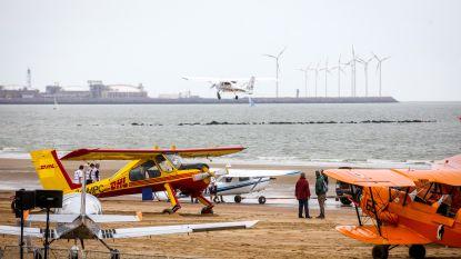 """Luchthaven op strand van Knokke keert niet meer terug: """"Té afhankelijk van het weer om zo'n financieel risico te nemen"""""""