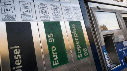 Benzine en diesel goedkoper