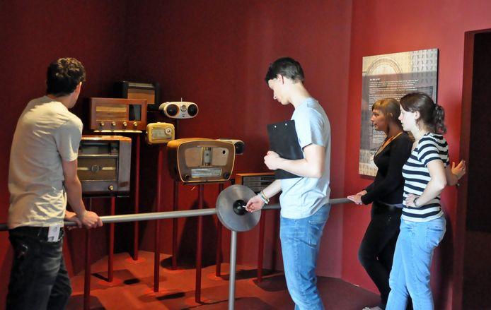 15 jaar geleden was het museum vooruitstrevend, maar nu is de technologie verouderd.