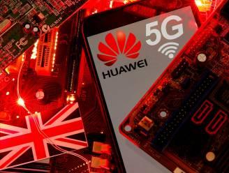 Verenigd Koninkrijk verbiedt 5G-uitrusting Huawei vanaf september