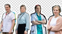 CORONA SHEROES: een nieuwe week voor hulpverleners Lieve, Elke, Lotte en Cathelijne