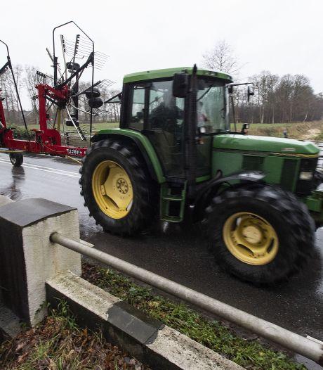 Vrees voor 'omrijschade': CDA Haaksbergen wil oplossing voor afsluiting Vloedstegenbrug in oude N18
