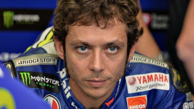 Valentino Rossi. Beeld photo_news