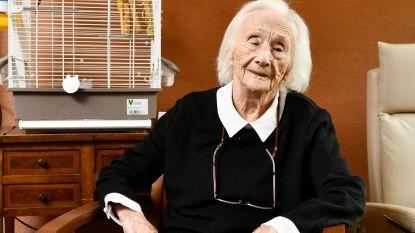 Gentse Mariette Bouverne is met 111 jaar en 38 dagen de oudste levende Belg