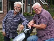 Buurmannen Nico en Kees: 'Binnenkort gaan we weer uit...naar Tineke Schouten'