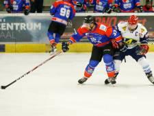 IJshockeyers Devils buigen in overtime hoofd voor Den Haag
