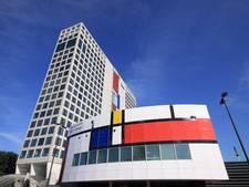 Mondriaan siert raadhuis in Winterswijk