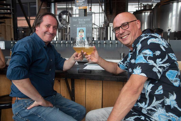 Dok Brewing Festival in Gent.