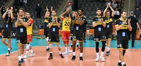 Ook na kansloze nederlaag in Polen overheerst het trotse gevoel bij Draisma Dynamo: 'de goede ervaring nemen we mee'
