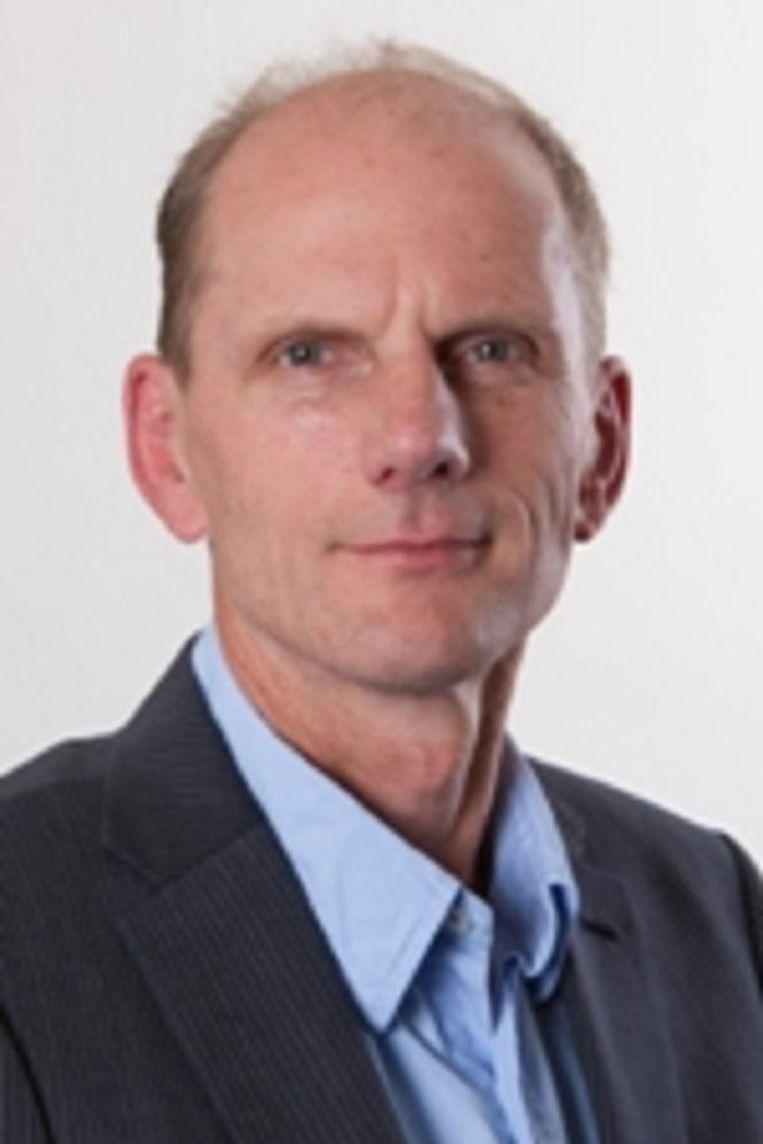 Dorus Klomberg, fractievoorzitter D66. Beeld