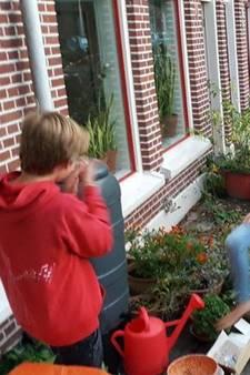 Utrechtse Bankstraat aan de regenton, dankzij Ellen