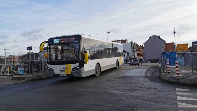 """Dan toch geen bussen meer over nieuwe Bospoortbrug? """"Grote gevolgen voor iedereen die de bus neemt in Halle"""""""