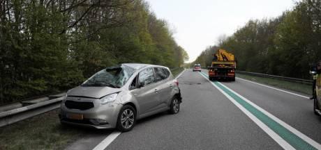 Persoon gewond bij ongeval op N48 Balkbrug