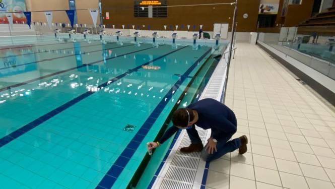 Zwembad Rozebroeken blijft nog zeker de hele maand dicht