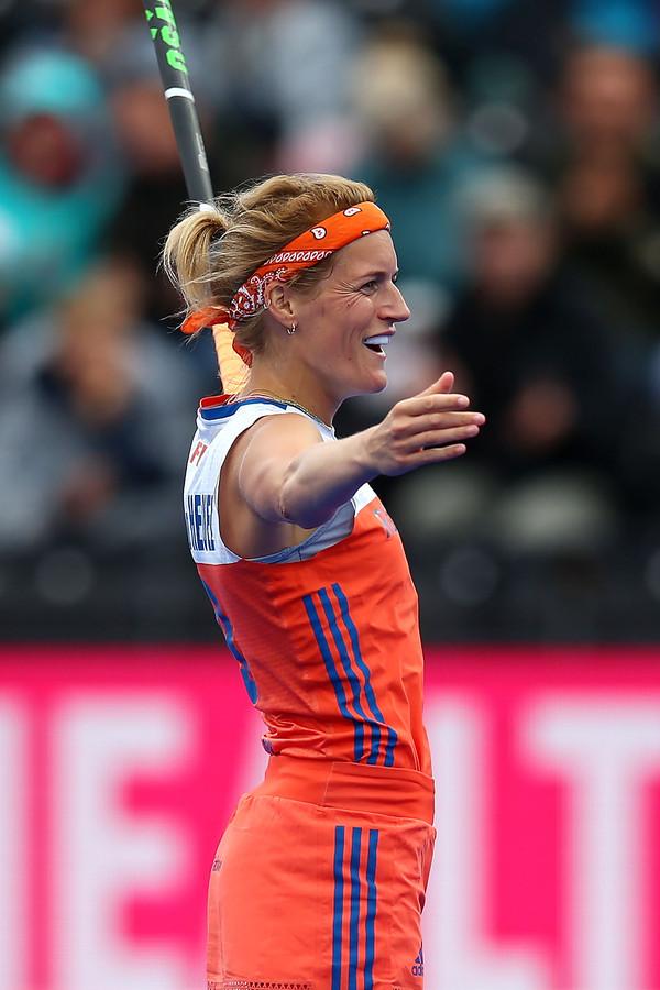 Carlien Dirkse van den Heuvel.
