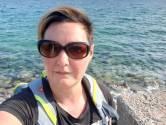 Geke (39) doet mee aan de Alternatieve Vierdaagse: 'Wandelen is een soort verslaving'