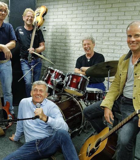 Van politiebureau tot aan 'diefstal' van geluidsinstallatie: rockers van Purple Haze zijn al vijftig jaar samen