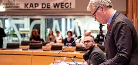 'Provincie lapt niet bij in geval van geldtekort voor westelijke rondweg'