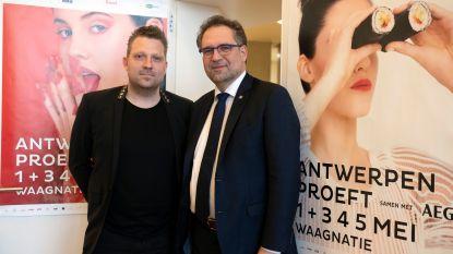 Antwerpen Proeft pakt uit met 35 restaurants en 80 gerechten