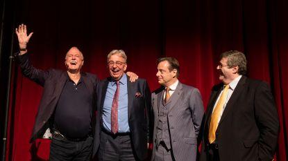 """John Cleese: """"Ik hou van Bart De Wever"""""""
