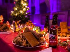 Onbeperkt frikandellen en bamiblokken schrokken: derde kerstdag in Tilburg wordt weer 'traditioneel' gevierd