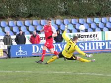 Schalkwijk verstrekt Goes wat ademruimte met winnende goal tegen Dovo