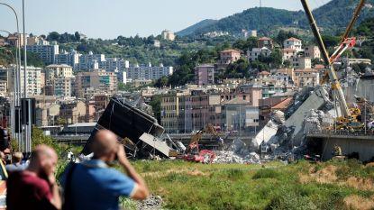 Twee maanden na ramp mogen inwoners van Genua spullen ophalen