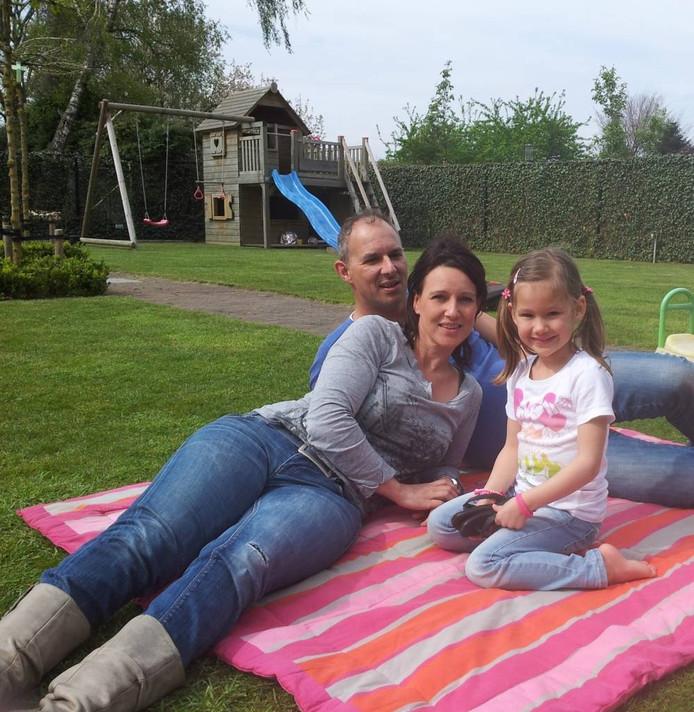 Dave, Kim en Megan Hally uit Helden waren onder de slachtoffers van de ramp met vlucht MH17.