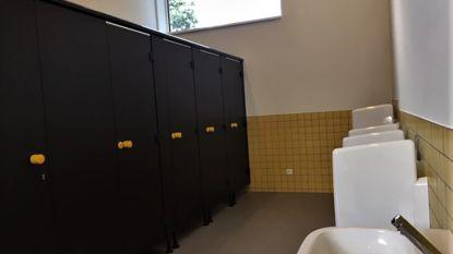 Nieuwe kleuterklassen en toiletten in basisschool Wonderwijs