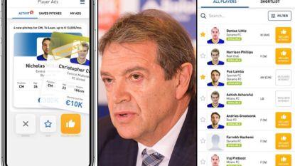 'TransferRoom' moet buitensporige commissies overbodig maken: Belgische clubs swipen op voetbal-Tinder