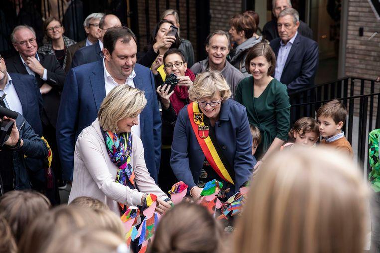 Opening GAZO te Sint-Truiden.