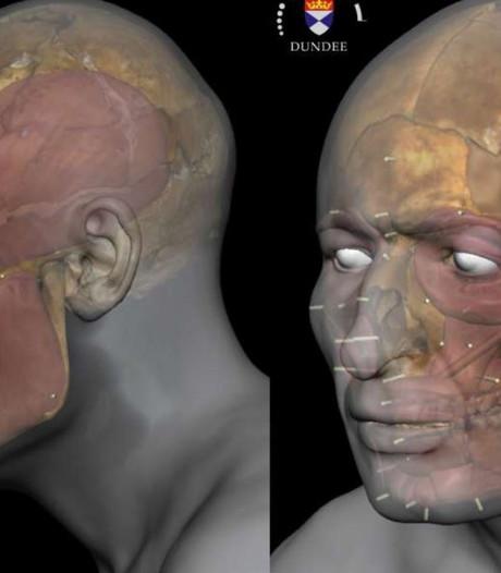 Wrede ontdekking bij vondst Schots skelet van 1400 jaar oud