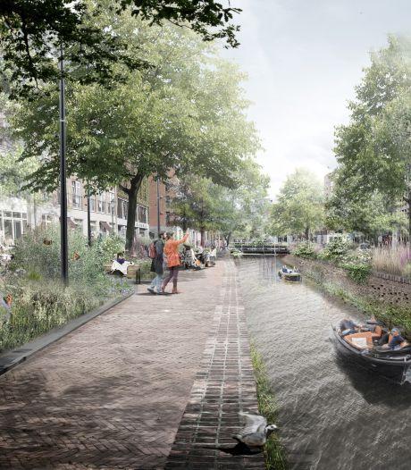 Zo gaat de Nieuwe Mark in Breda er uit zien: 'We kunnen de natuur tot diep in de stad halen'