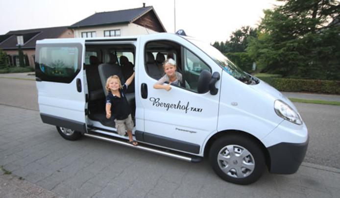 Bergerhof Taxi gaat het leerlingenvervoer in Geldrop en Mierlo verzorgen