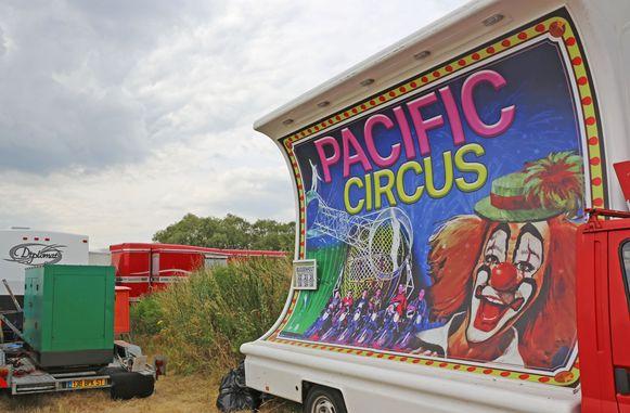 Circus Pacific kreeg een ultimatum opgelegd van de gemeente.