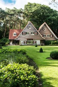 Foutje in Oisterwijk, je mag wél wonen in de villa op het landgoed van 8 miljoen