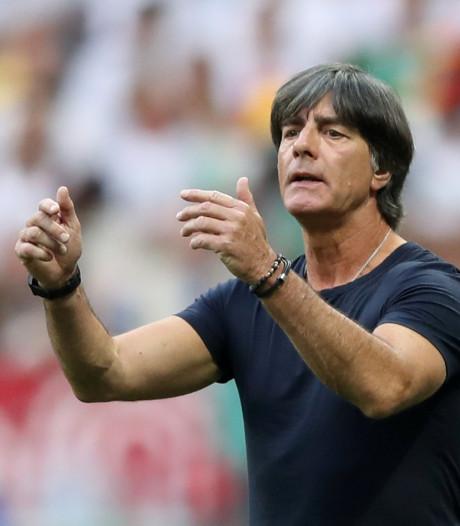 Duitse media: Löw heeft nog veel te doen voor duel in Holland