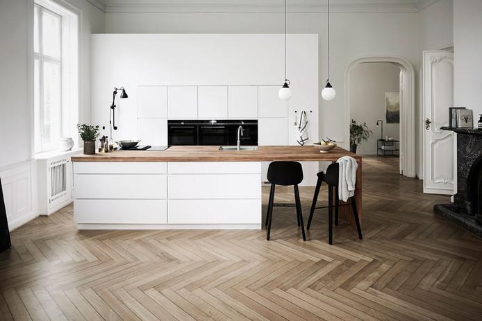 Zwart Keuken Kvik : Iedereen heeft recht op een coole keuken home ad.nl