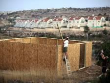 Gel de la construction dans les colonies israéliennes de Cisjordanie