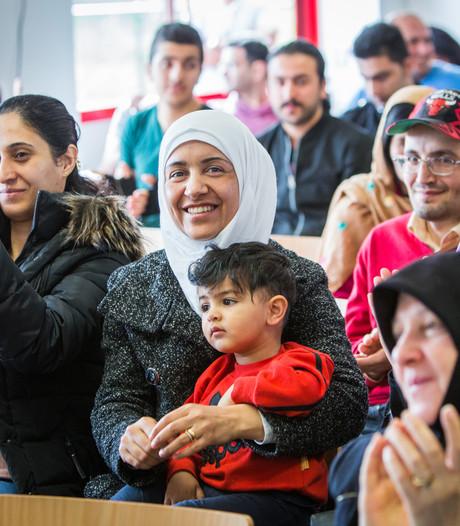 Ruim 700.000 asielzoekers kregen status in Europese Unie