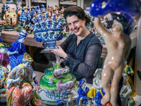 Delft heeft het nakijken: Grootste privéverzameling Delfts aardewerk naar Den Haag