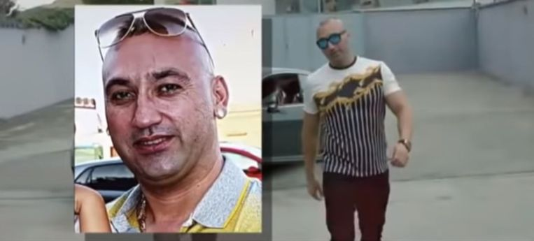De gezochte drugsbaron Francisco Tejón.
