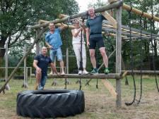 Haaksbergen krijgt bootcampparcours op Scholtenhagen