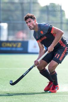 Hockey-international Glenn Schuurman uit Boxtel moet nu ook groeien als leider