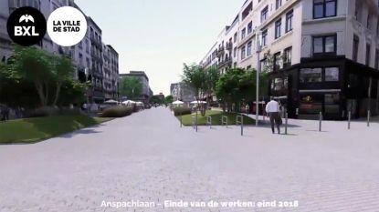 Stad laat straten én gebouwen schitteren